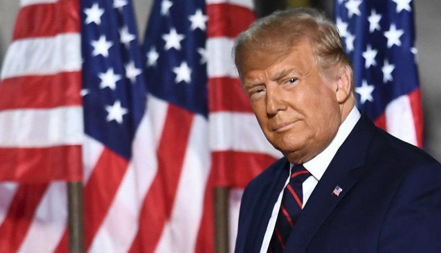 President Trump will Deliver Hope and Change – Not just Promise it