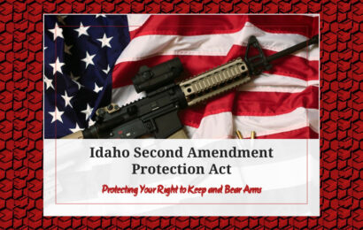 Idaho Small Arms Protection Act