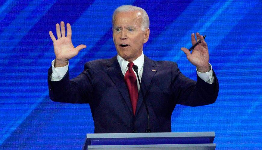 The Joe Biden Award
