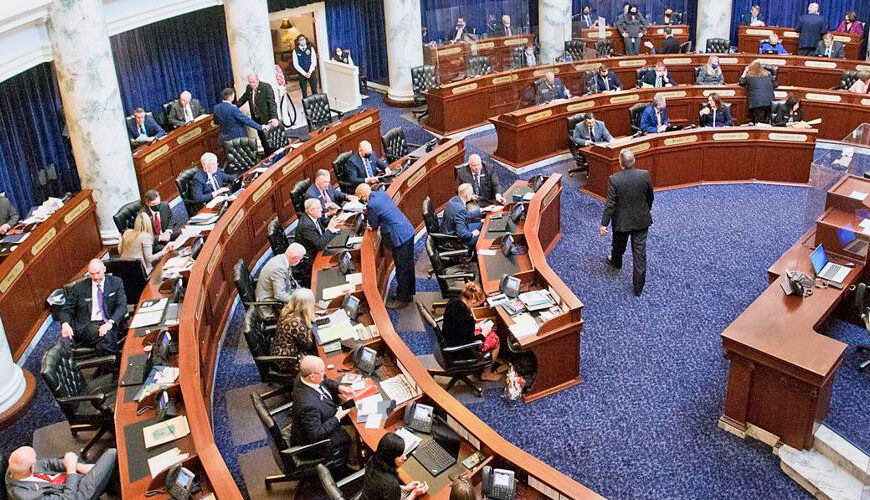 House of Representatives Not Funding Certain Bills