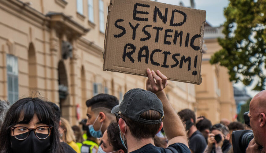 Racism in America? Prove it!