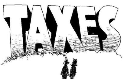 Render Unto Caesar, Don't Tax our Wealth